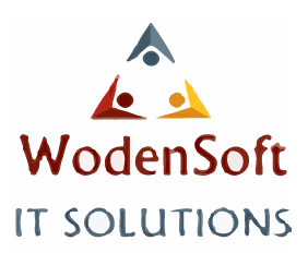 Woden Soft IT Solutions Logo